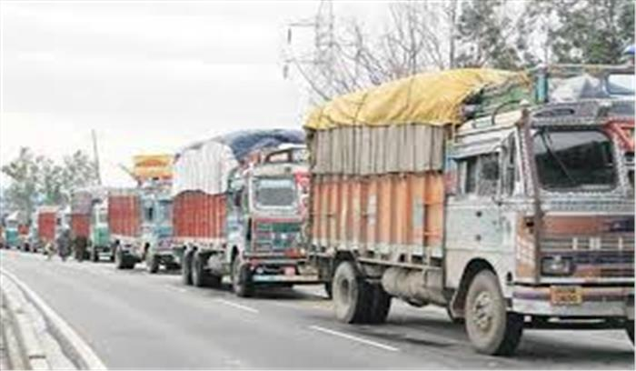 कल से ट्रक और बस आॅपरेटर्स की स्ट्राइक शहरों में जरूरी खाद्य सामग्री की आपूर्ति पर पड़ेगा असर