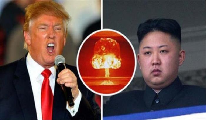 ट्रंप ने फिर उत्तर कोरिया को दी धमकी, कहा ऐसा होगा उत्तर कोरिया का हाल, जो कभी उसने सोचा भी नहीं होगा