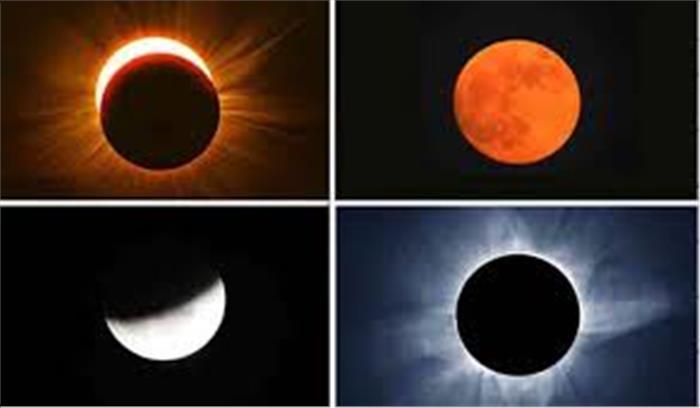 58 सालों बाद 30 दिन में तीन ग्रहण , जानें किन राशियों के लिए कष्टदायी है तो किसको लाभ देकर जाएंगे ये चंद्र-सूर्य ग्रहण