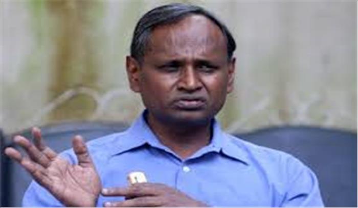 टिकट कटने से नाराज डॉ. उदित राज 5 घंटे बाद ही फिर बने चौकीदार , बगावती सुरों पर लगी लगाम
