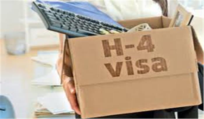 अमेरिका में काम कर रहे 70 हजार भारतीय लोगों की नौकरी पड़ सकती है खतरे में, एच-4 वीजा हो सकता है रद्द