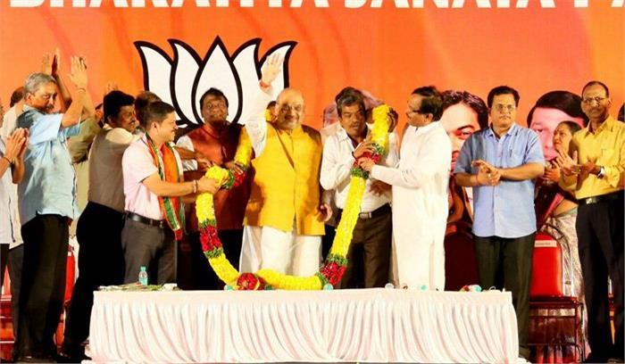 भाजपा को यूपी विधानसभा चुनावों में विपक्ष के गठबंधन से नहीं अपनों से खतरा