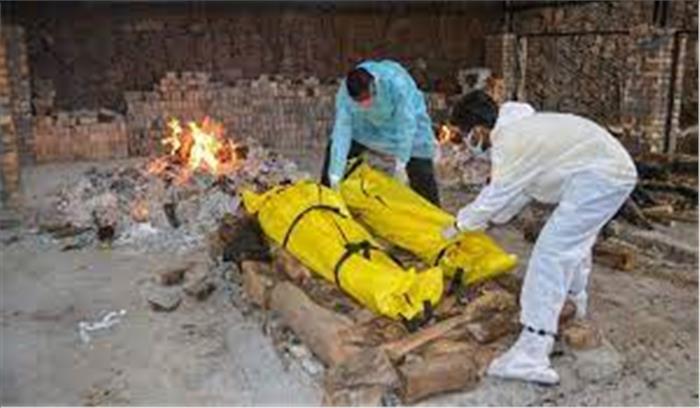 कोरोना वायरस का हाहाकार अब गांव - देहात में , बुखार - सांस लेने में दिक्कत के चलते हो रही मौत