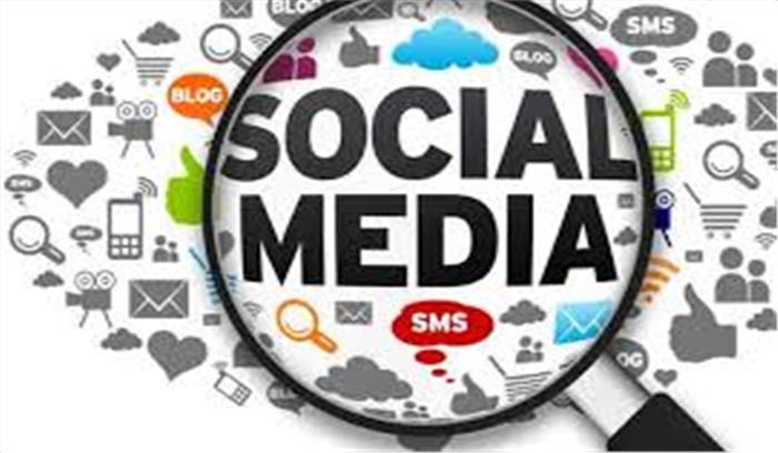 सावधान - फेसबुक ट्विटर और व्हाट्सएप पर विवादित पोस्ट को लाइक-शेयर और कमेंट करने वालों पर रासुका के तहत होगी कार्रवाई
