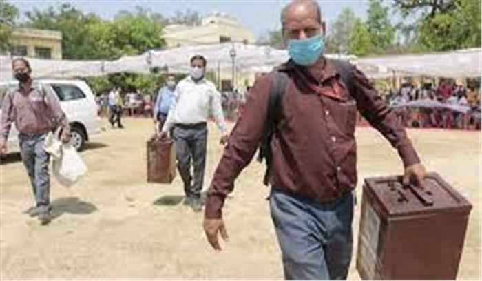 शिक्षक संघ का दावा , पंचायत चुनाव की ड्यूटी में लगे 577 शिक्षकों की मौत