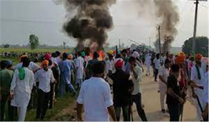 लखीमपुर खीरी हिंसा LIVE - लापता पत्रकार का भी शव बरामद , मृतकों की संख्या 9 हुई , पढ़ें हर अपडेट .