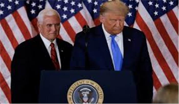 जाते- जाते ट्रंप ने अपने साथ अमेरिका की भी पिटवाई भद्द , दो बार महाभियोग का सामना करने वाले राष्ट्रपति बने