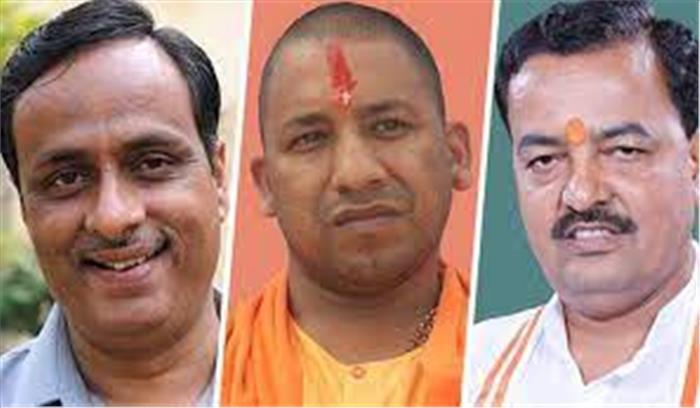 UP Election - भाजपा अपने दिग्गजों को उतारेगी चुनाव मैदान में, जानें CM - डिप्टी सीएम कहां से लड़ेंगे चुनाव