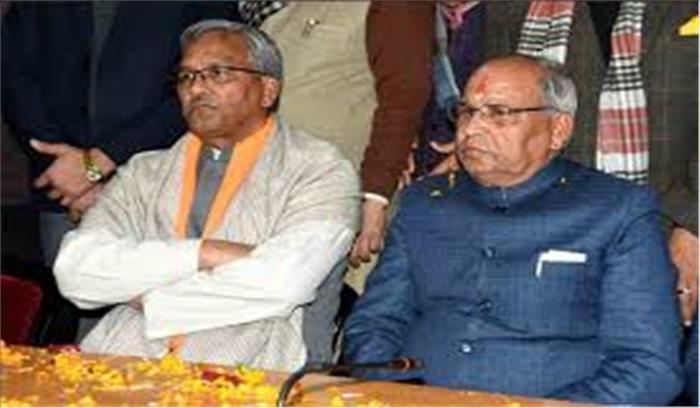 उत्तराखंड - CM बदलने की अटकलों पर भाजपाअध्यक्ष बोले - सब अफवाहें , दिल्ली आना जाना सामान्य