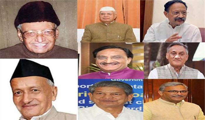 उत्तराखंड - दो दशक में 10 मुख्यमंत्री , कोई दल नहीं दे पाया मजबूत नेतृत्व , 11 सीएम के नाम पर आज लगेगी मुहर