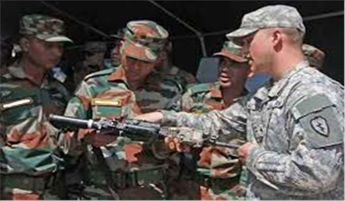 अल्मोड़ा की चौबटिया में होगा भारत और अमेरिका का संयुक्त युद्धाभ्यास, आपदा प्रबंधन एवं काउंटर इनसर्जेंसी पर होगा काम