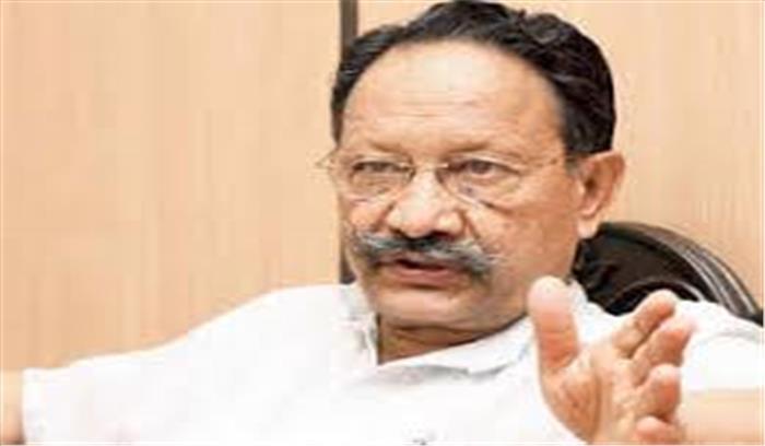 भाजपा के यह वरिष्ठ नेता भी नहीं लड़ेंगे लोकसभा चुनाव, खराब स्वास्थ्य का हवाला