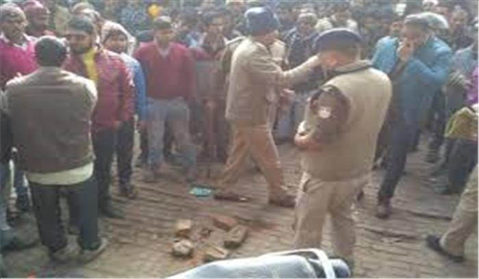 रुद्रपुर में भाजपा नेता के बेटे ने कांग्रेस वार्ड अध्यक्ष की गोली मारकर की हत्या, भीड़ ने पिता को जमकर धुना, पीएसी तैनात
