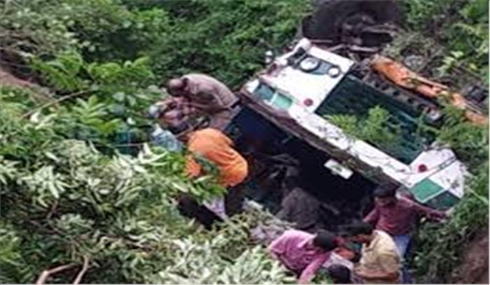 पिथौरागढ़ से लगने वाली नेपाल सीमा पर हुआ भीषण सड़क हादसा, बस के नदी में गिरने से 18 लोगों की मौत 15 से ज्यादा घायल