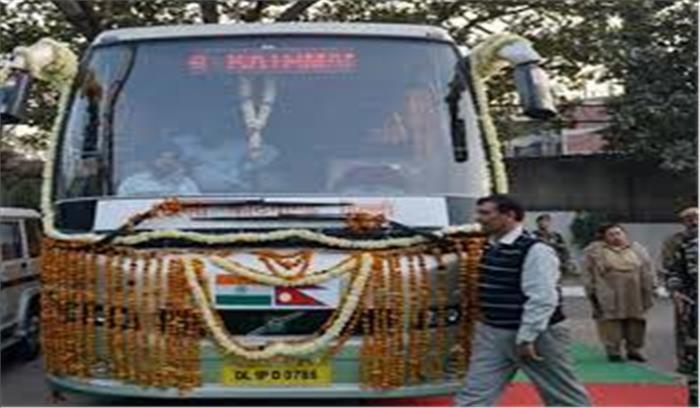 जल्द ही भारत और नेपाल के बीच शुरू होगी बस सेवा!, एसटीए ने रोडवेज को दी परमिट