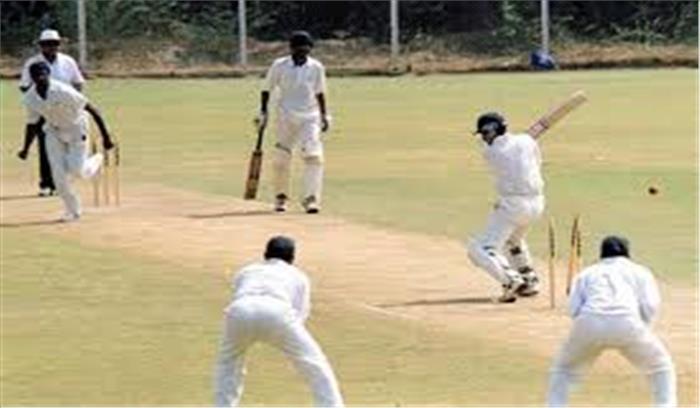क्रिकेट खिलाड़ियों के आएंगे अच्छे दिन, बनेगी राज्य की टीम, खेलेगी अभ्यास मैच
