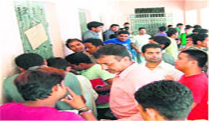डीएवी के छात्रों ने बायोमैट्रिक उपस्थिति के फरमान का किया बहिष्कार, आंदोलन की दी चेतावनी