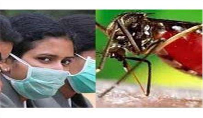 मानसून की विदाई ने स्वास्थ्य विभाग की बढ़ाई चिंता, राज्य में डेंगू के मरीजों की संख्या 72 पहुंची