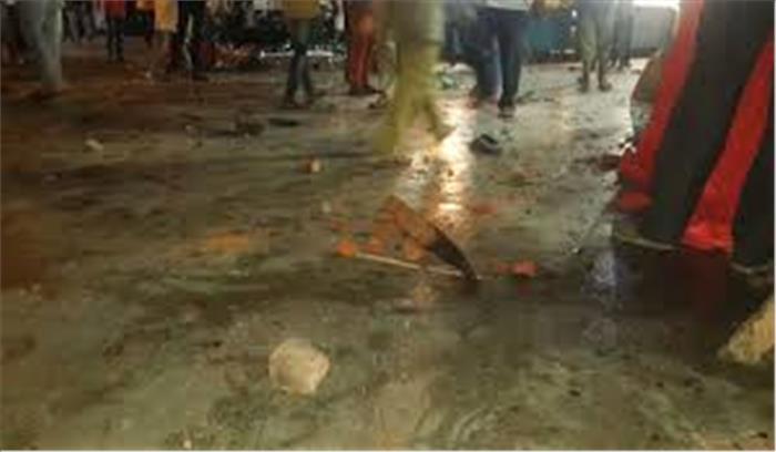रुद्रपुर में बच्चों का विवाद हुआ खूनी संघर्ष में तब्दील, 10 लोग घायल, पुलिस जांच में जुटी