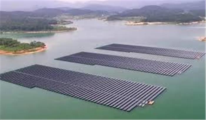 ऊधमसिंह नगर में लगेगा पहला फ्लोटिंग सोलर प्लांट, प्रदेश में बिजली की कमी होगी दूर