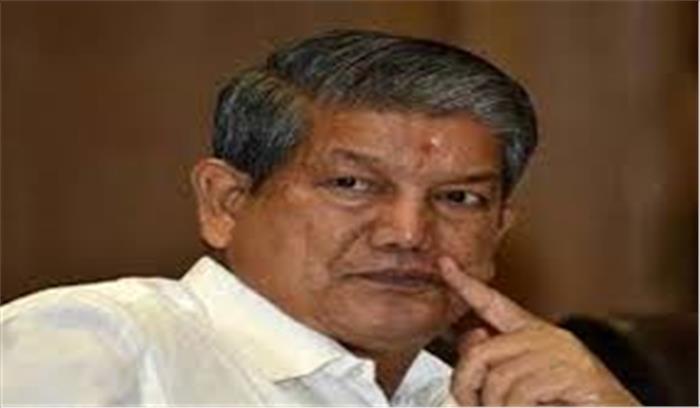 प्रदेश भाजपा पर 'हरदा' का बड़ा हमला, कहा- स्वामी सानंद को मारना चाहती है सरकार