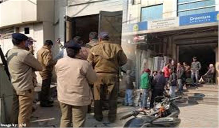 उत्तराखंड में भाजपा नेता के ठिकानों पर आयकर विभाग की छापेमारी जारी, दस्तावेजों को खंगालने में जुटे अधिकारी