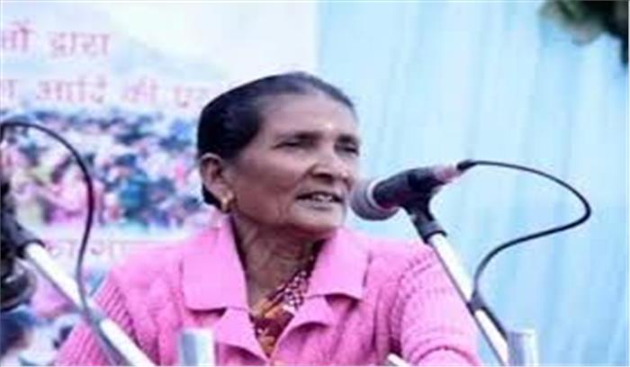 नहीं रहीं उत्तराखंड की पहली लोकगायिका कबूतरी देवी, 73 साल की उम्र में हुआ निधन