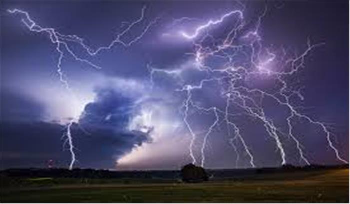 उत्तराखंड में अब लगाया जा सकेगा मौसम का पूर्वानुमान, लगाया जाएगा लाइटनिंग लोकेशन नेटवर्क सेंसर
