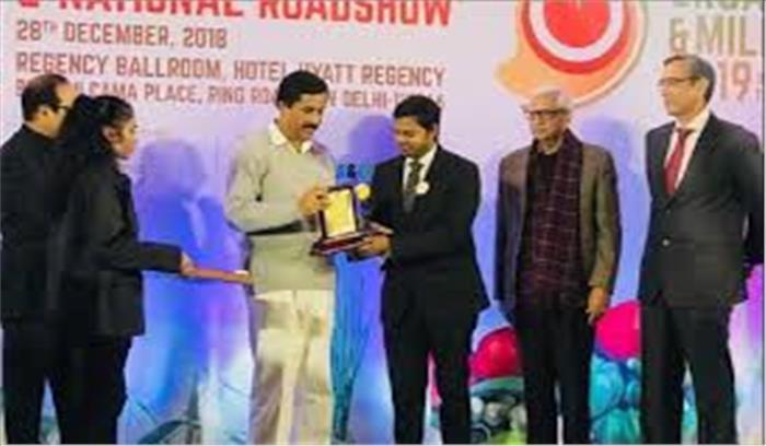 जैविक खेती के क्षेत्र में उत्तराखंड फिर रहा अव्वल, दूसरी बार मिला राष्ट्रीय पुरस्कार