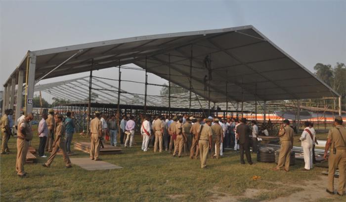 पीएम मोदी कल उत्तराखंड में फूकेंगे लोकसभा चुनावों का बिगुल , ड्रोन से महारैली स्थल की निगरानी शुरू