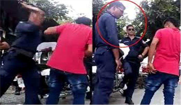 दून में दिखा पुलिस का 'बेरहम' चेहरा, पिटाई से छात्र के कान का पर्दा फटा