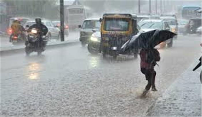 मौसम का कहर आपके वीकेंड में डाल सकता है खलल, 2 दिनों तक भारी से भारी बारिश की चेतावनी