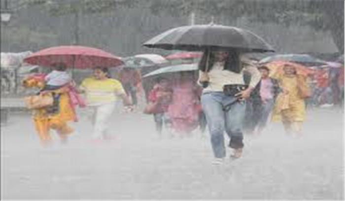 आने वाले 2 दिनों तक हो सकती है आफत की बारिश, मौसम विभाग ने जारी किया रेड अलर्ट