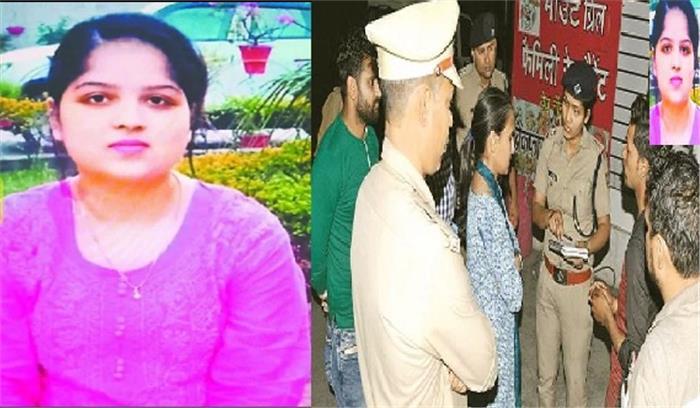पिता के अफेयर से नाराज बेटे ने शूटर से करवाई समरजहां की हत्या , 4 लाख रुपये में मुजफ्फरनगर से लाया था बदमाश को