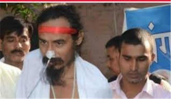 गंगा की रक्षा के लिए अनशन कर रहे संत गोपाल दास दून अस्पताल से गायब, प्रशासन में मचा हड़कंप