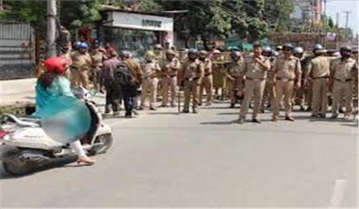 उत्तराखंड विधानसभा के 300 मीटर के दायरे में धारा 144 लागू, भारी संख्या में पुलिस तैनात