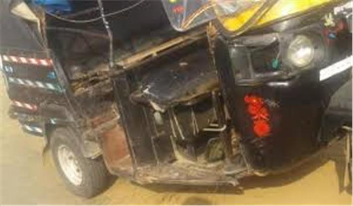 रामनगर में टेंपो और सूमो में हुई टक्कर, 8 लोग गंभीर रूप से जख्मी, अस्पताल में कराया गया भर्ती
