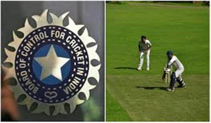 उत्तराखंड क्रिकेट एसोसिएशन को लेकर बीसीसीआई का बड़ा ऐलान, खेल सकती है रणजी ट्राॅफी मैच!