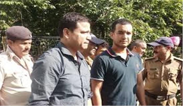पूर्व मुख्यमंत्री को काला झंडा दिखाना पड़ा महंगा, भाजपा के युवा मोर्चा के उपाध्यक्ष भेजे गए जेल
