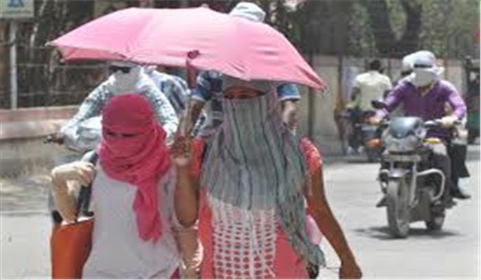 उत्तराखंड - जसपुर में पारा 41.3 पर पहुंचा , कल शाम से तेज हवाओं के साथ तूफान-बारिश का पूर्वानुमान