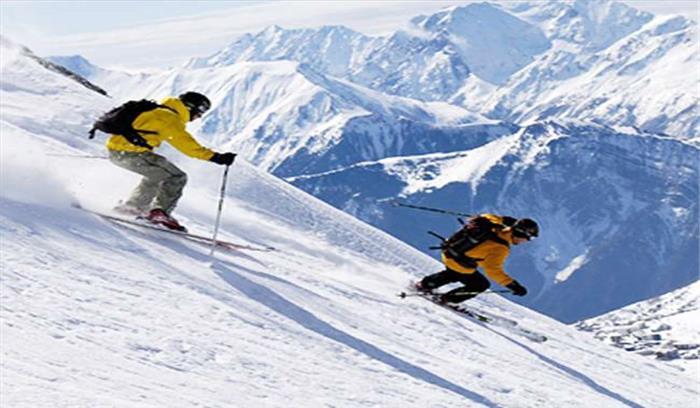 साहसिक खेलों के शौकीनों को बड़ा झटका, औली में होने वाली स्कीइंग चैम्पियनशिप रद्द