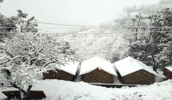 उत्तराखंड में मौसम का