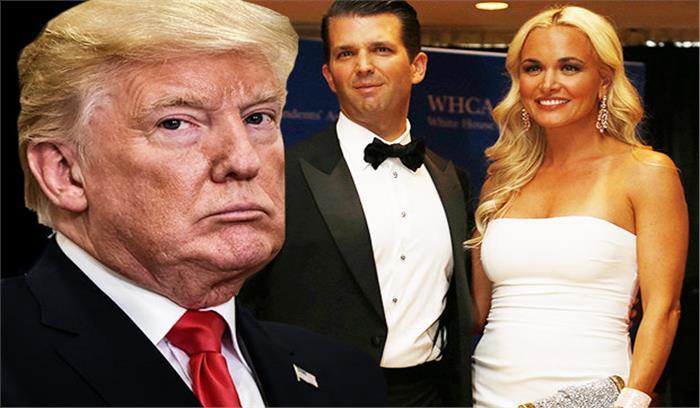 सबसे ताकतवर राष्ट्रपति के घर तक पहुंचा आतंक! लिफाफे पर सफेद पाउडर मिलने के बाद बहू वेनेसा ट्रंप पहुंची अस्पताल