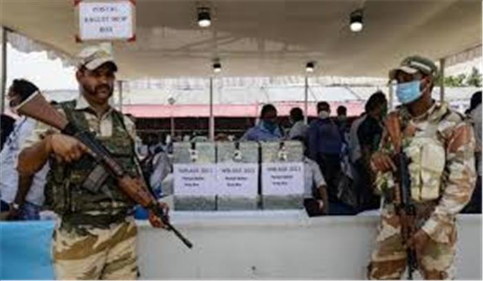 बंगाल चुनाव नतीजे सुबह 9.00 बजे - नंदीग्राम सीट पर ममता बनर्जी 1497 वोट से पीछे , भाजपा - TMC में कांटे की टक्कर
