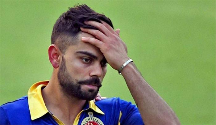 टीम इंडिया को एक ओर झटका , शिखर-भुवनेश्वर के बाद अब कोहली का एक ओर