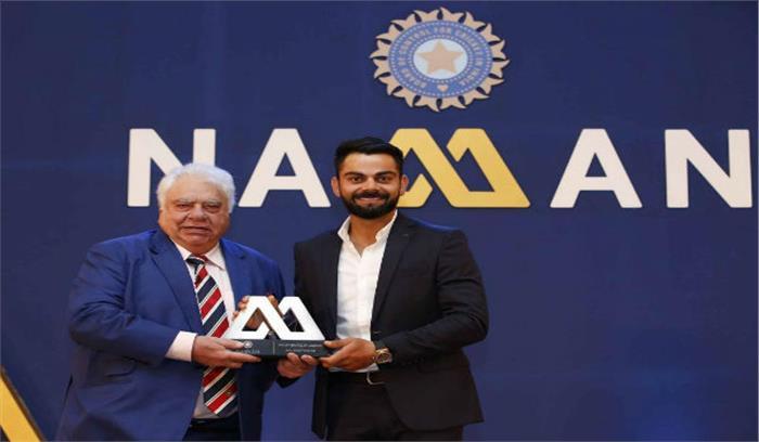 ब्रेकिंग- चौथे टेस्ट मैच में विराट कोहली के खेलने पर संशय कप्तान ने कहा-सौ प्रतिशत फिट होने पर ही खेलूंगा
