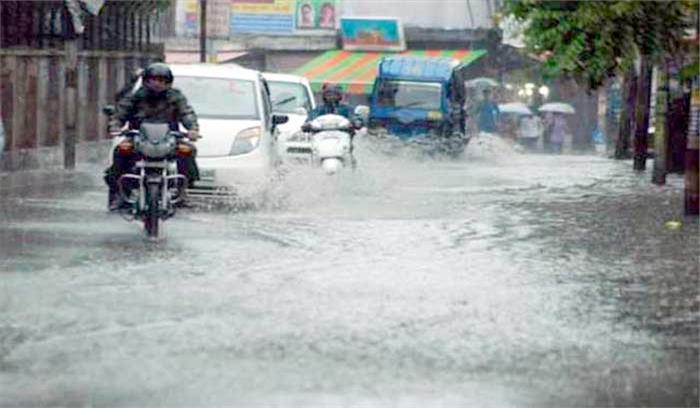 मौसम विभाग ने उत्तराखंड के 6 जिलों के लिए जारी किया अलर्ट , इन जिलों में अगले 4 दिन होगी भारी बारिश