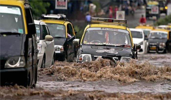 मुंबई में मौसम विभाग ने किया हाई अलर्ट जारी, NDRF की टीम को किया तैनात