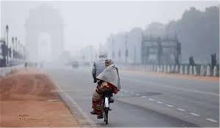 अगले दो दिन दिल्ली - एनसीआर में बारिश की संभावना , प्रदूषण से राहत मिलने की उम्मीद