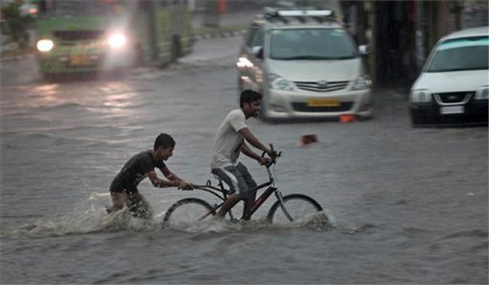 उत्तर भारत के लिए अगले 48 घंटे मौमस के लिहाज से भारी उत्तराखंड-हिमाचल में भारी बारिश का अलर्ट